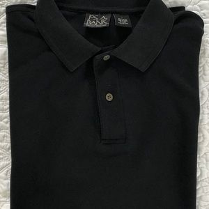 Jos A Banks travelers collection polo, Large $18/2